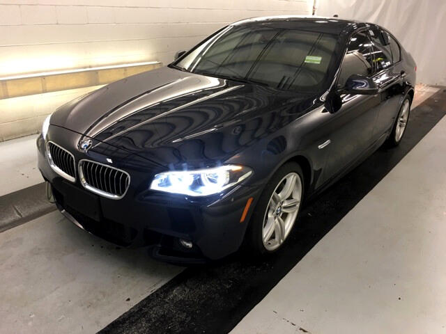 2014 BMW 5-Series 535I Msport Package