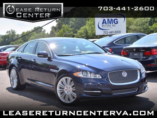 2014 Jaguar XJ-Series XJ Supercharged