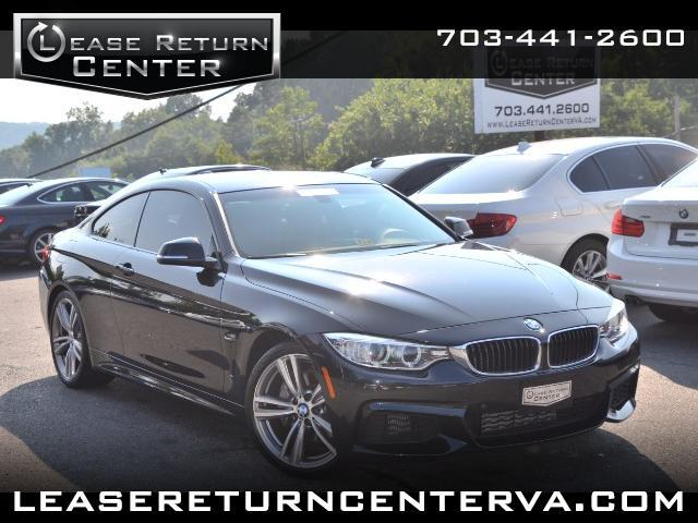 2014 BMW 4-Series 435I Coupe Msport Package