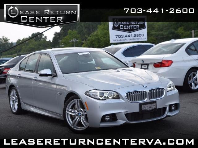 2014 BMW 5-Series 550i Msport Package