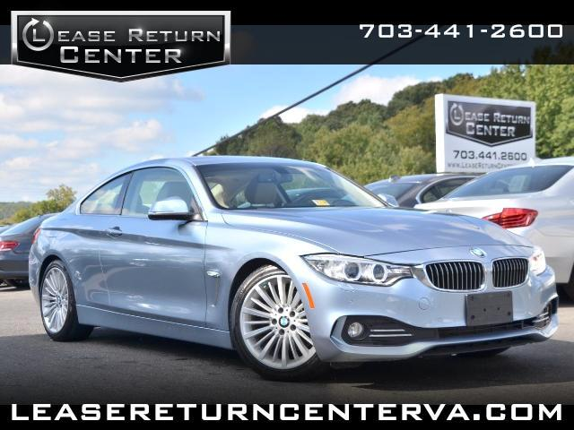 2014 BMW 4-Series 428i With Navigation