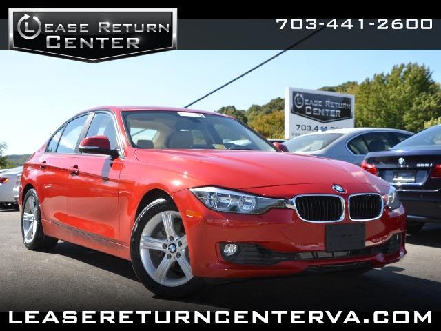 2015 BMW 3-Series 328i With Navigation
