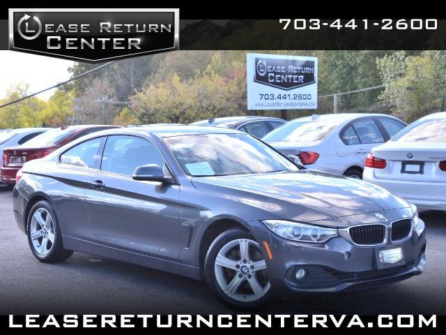 2014 BMW 4-Series 428i xDrive With Navigation