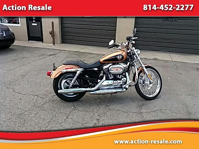 2008 Harley-Davidson XL1200C ANV