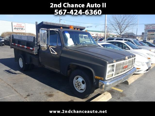 1989 GMC Sierra C/K 3500 Reg. Cab 8-ft. Bed 2WD