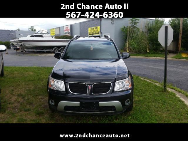 2008 Pontiac Torrent FWD