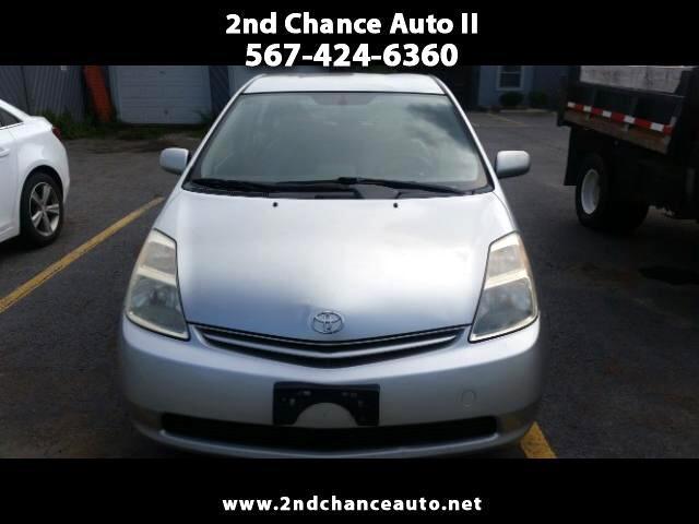2004 Toyota Prius 4-Door Liftback