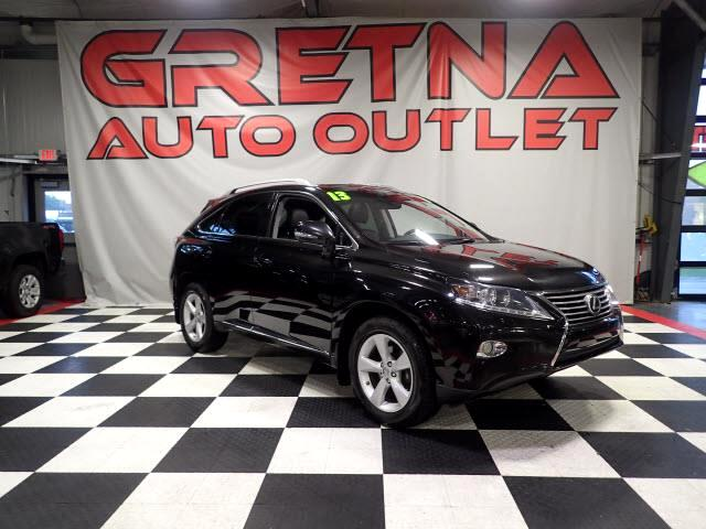 2013 Lexus RX 350 AWD SUV HEATED/COOLED LEATHER MOONROOF LOW MILES!