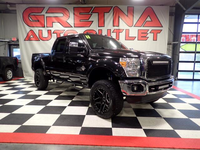 2011 Ford F-250 SD PROCOMP LIFTED XLT 4X4 POWER STROKE V8 LOADED!