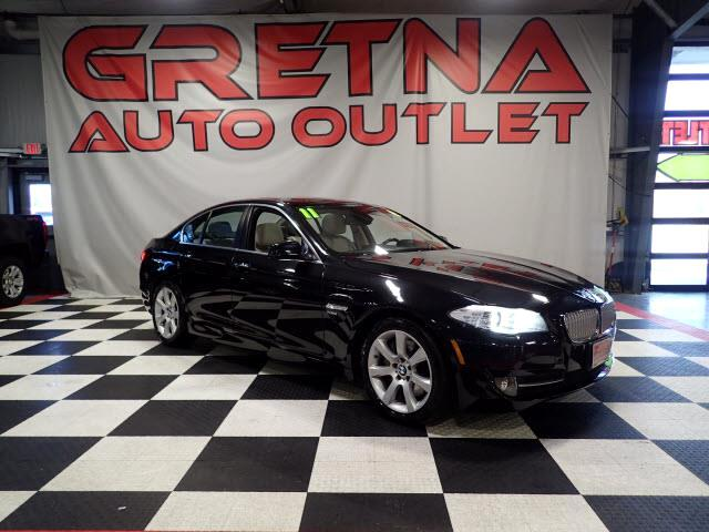2011 BMW 5-Series 550xi XDRIVE AUTO V8 77K EVERY OPTION AVAILABLE!