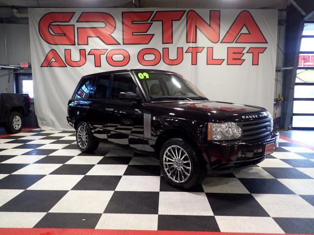 2009 Land Rover Range Rover HSE V8 4X4 NAVIGATION/CAMERA HEATED SEATS ROOF!