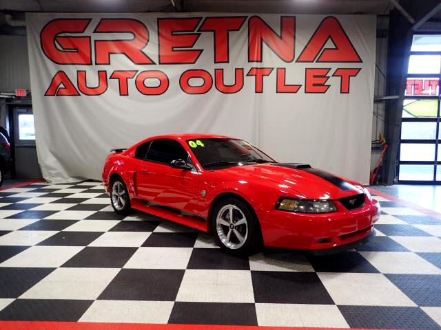 2004 Ford Mustang 40TH ANNIVERSARY EDITION MACH 1 5 SPEED 4.6L V8!