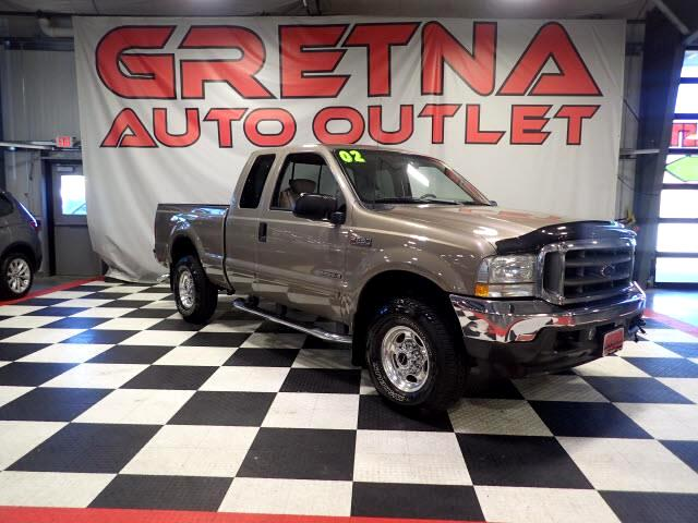 2002 Ford F-250 SD LARIAT 4X4 7.3L DIESEL HEATED LEATHER & 5TH WHEEL!