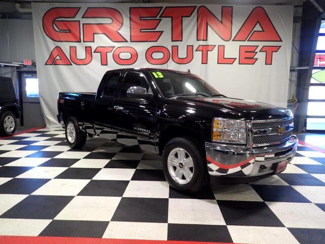 2013 Chevrolet Silverado 1500 1 OWNER EXT CAB Z71 4X4 LOW MILES ONLY 69K 5.3L V8