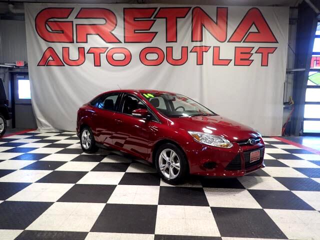 2014 Ford Focus SE RUBY RED SEDAN LOW MILES 31K FULLY LOADED!