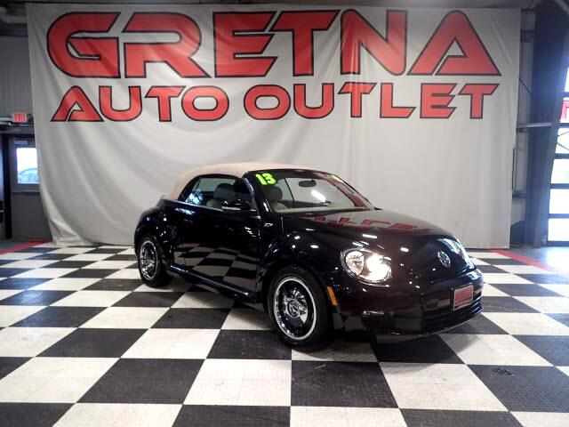 2013 Volkswagen Beetle CONVERTIBLE 50'S EDITION HEATED LEATHER 26K MILES!