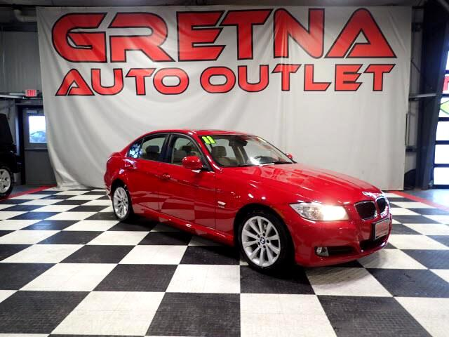 2011 BMW 3-Series 328i XDRIVE SEDAN AUTO V6 LOW MILES 69K LOADED!