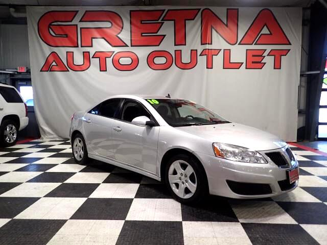 2010 Pontiac G6 LOW MILES AUTO CLEAN SEDAN ONLY 98K MILES!