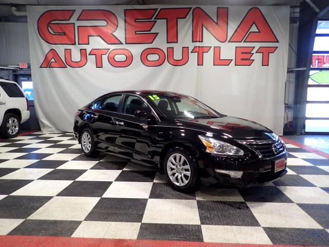 2015 Nissan Altima 1 OWNER AUTO 2.5L S LOW MILES ONLY 38K LIKE NEW!