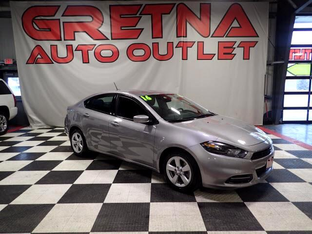2016 Dodge Dart LIKE NEW SXT AUTO SEDAN LOW MILES ONLY 32K!