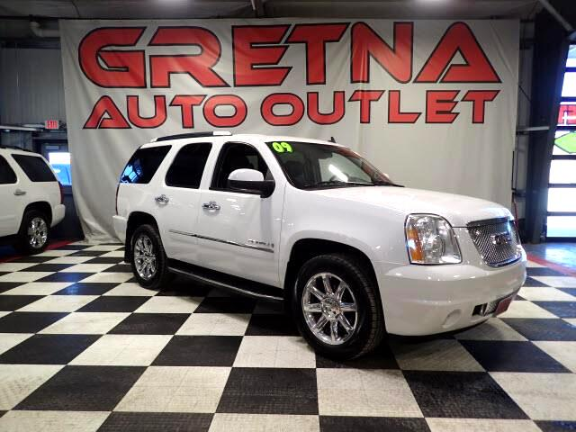 2009 GMC Yukon Denali AWD HEATED/COOLED LEATHER NAV/CAM ROOF REAR DVD!