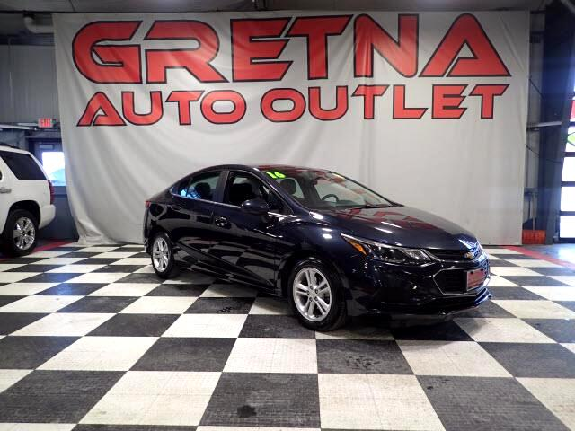 2016 Chevrolet Cruze 1 OWNER LT AUTO BLUETOOTH ONLY 40K MILES!
