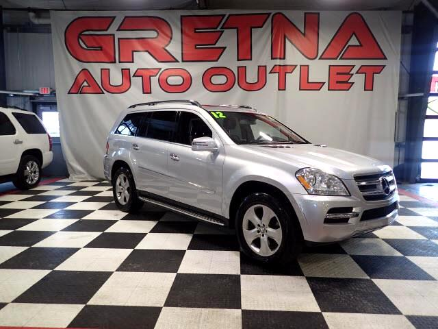 2012 Mercedes-Benz GL-Class GL450 4MATIC AWD NAV/ROOF/DUAL REAR ENTERTAINMENT!