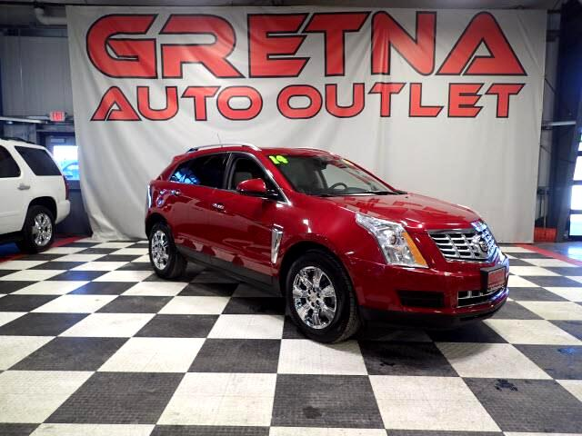 2014 Cadillac SRX LUXURY COLLECTION AWD NAV/PANORAMIC ROOF/LEATHER!