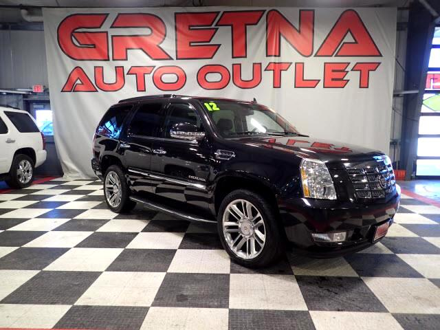 2012 Cadillac Escalade LUXURY AWD HEATED/COOLED LEATHER/MOONROOF 107K!