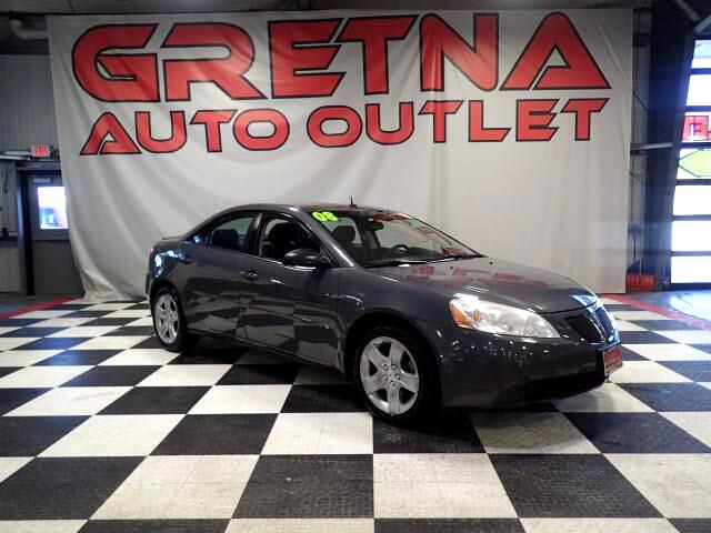 2008 Pontiac G6 IMMACULATE LOW MILES SEDAN MOONROOF ONLY 107K!