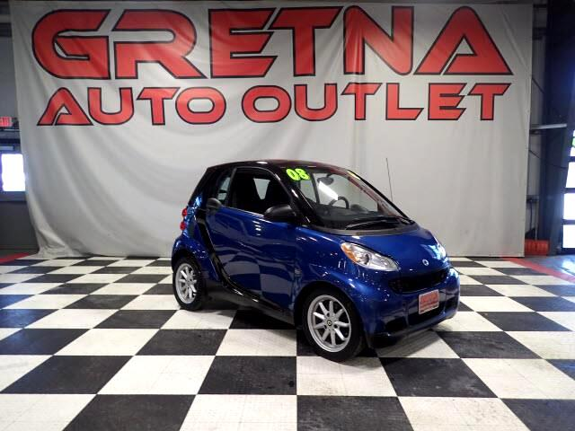 2008 smart Fortwo 2 DOOR COUPE PASSION AUTO 1.0L ONLY 55K MILES!