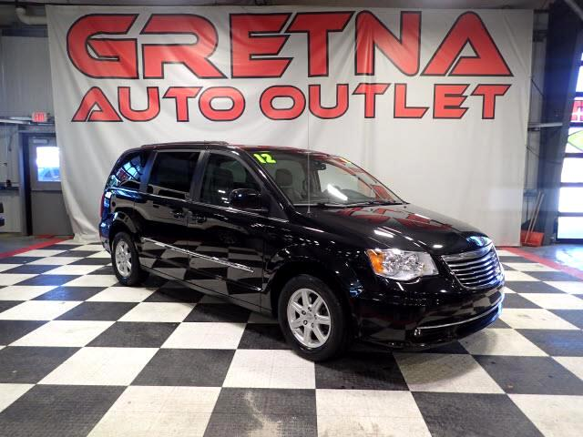 2012 Chrysler Town & Country TOURING EDITION HEATED LEATHER POWER ALL REAR DVD!