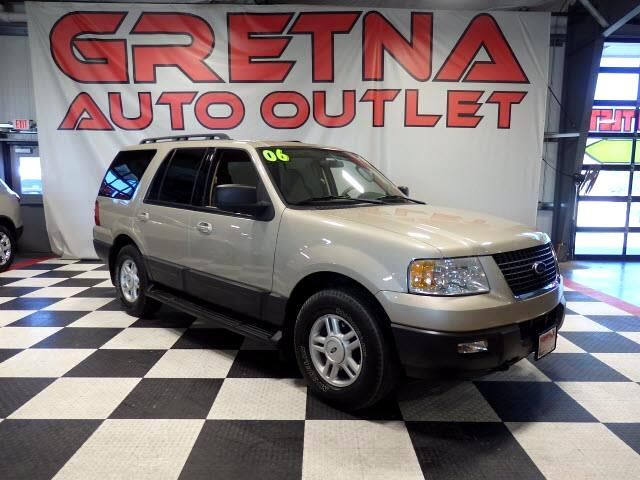 2006 Ford Expedition XLT 4X4 3RD ROW SEAT REAR DVD ENTERTAINMENT