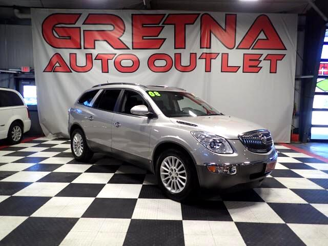 2008 Buick Enclave CXL AUTO AWD HEATED LEATHER BOSE REAR DVD 89K!