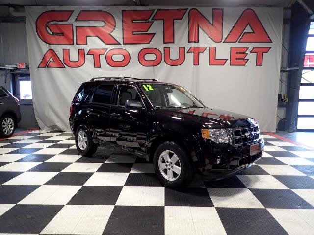 2012 Ford Escape 1 OWNER XLT FWD LOW MILES 93K MOONROOF AUTO