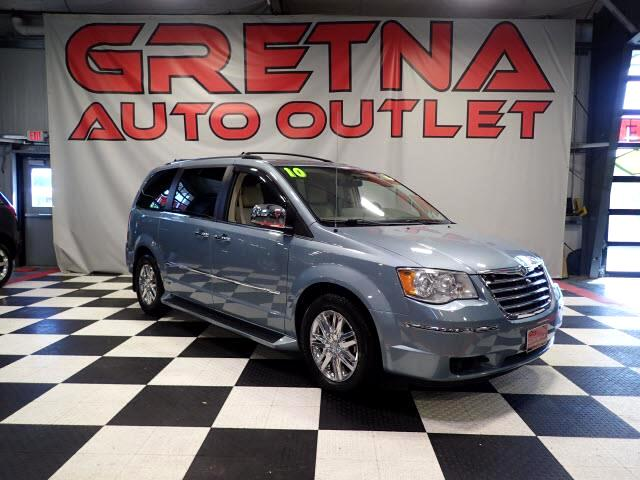 2010 Chrysler Town & Country LIMITED V6 HEATED LEATHER POWER ALL BACK UP CAM!