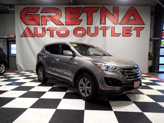 2013 Hyundai Santa Fe SPORT ALL WHEEL DRIVE LOW MILES 73K FULLY LOADED!