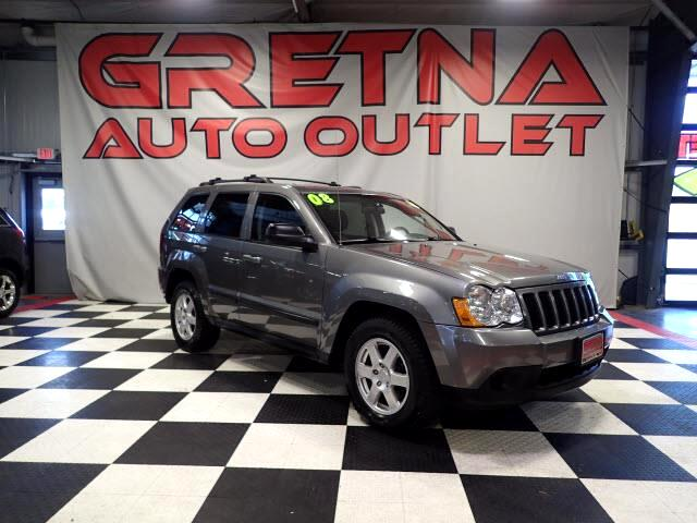 2008 Jeep Grand Cherokee LAREDO 4X4 AUTO 3.7L V6 107K READY FOR ANYTHING!