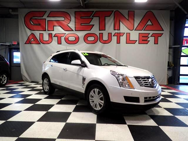 2016 Cadillac SRX 1 OWNER AWD LUXURY COLLECTION FULLY LOADED!