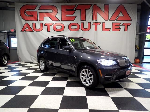 2013 BMW X5 XDRIVE35i AWD HEATED LEATHER NAV/CAM MOONROOF 91K!