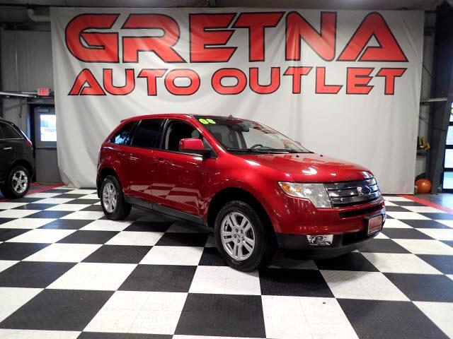 2008 Ford Edge SEL AUTO ALL WHEEL DRIVE V6 MOONROOF ONLY 89K!