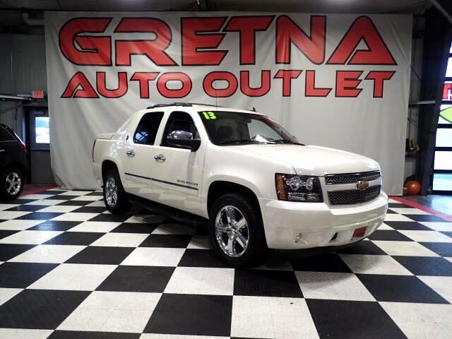 2013 Chevrolet Avalanche LTZ 4X4 NAVIGATION HEATED/COOLED LEATHER LOADED!