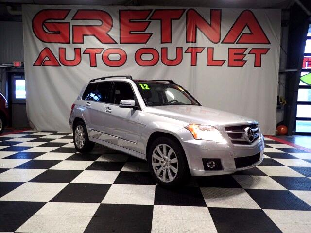 2012 Mercedes-Benz GLK-Class GLK350 4MATIC AWD 1 OWNER 62K NAV ROOF V6 LOADED!