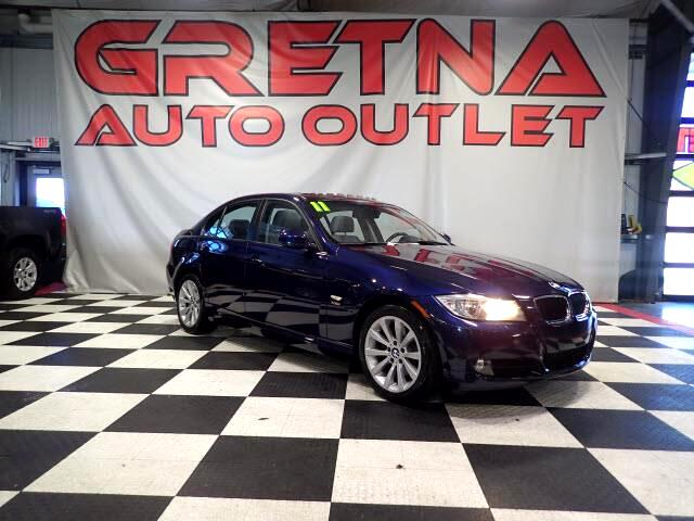 2011 BMW 3-Series 328 xDrive AWD HEATED LEATHER MOONROOF LOW MILES!