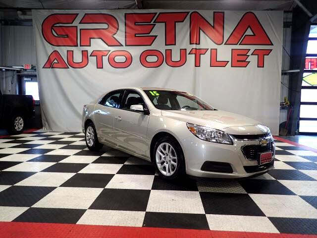 2015 Chevrolet Malibu LT SEDAN AUTO ONLY 53,470 MILES! LOADED UP!