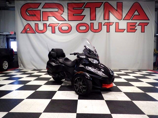 2016 Can-Am Spyder RTS POWER SUSPENSION HEATED SEATS & GRIPS LIKE NEW