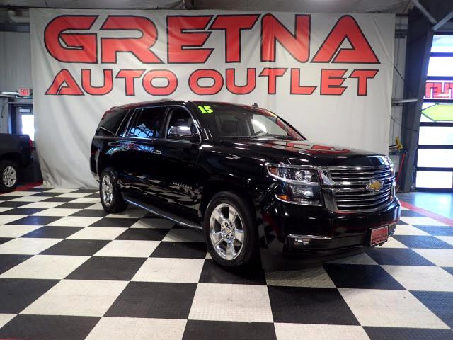2015 Chevrolet Suburban LTZ 4X4 NAVIGATION HEATED LEATHER MOONROOF BOSE!
