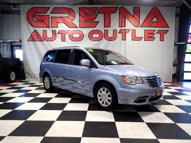 2012 Chrysler Town & Country TOURING LEATHER LOADED POWER ALL REAR DVD 73K!