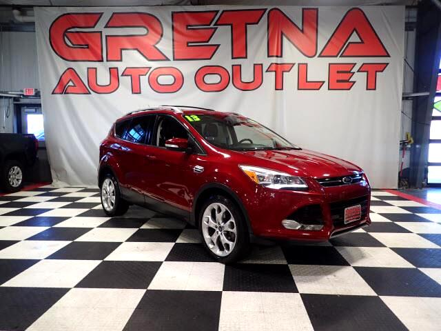 2013 Ford Escape TITANIUM 4X4 HEATED LEATHER MOONROOF FORD SYNC!