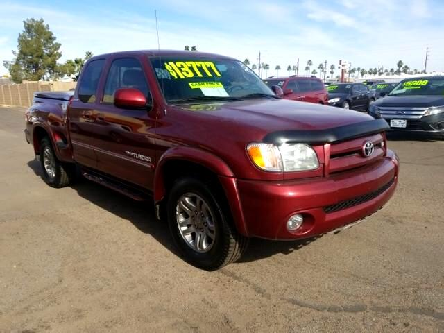 2004 Toyota Tundra Limited Access Cab 2WD